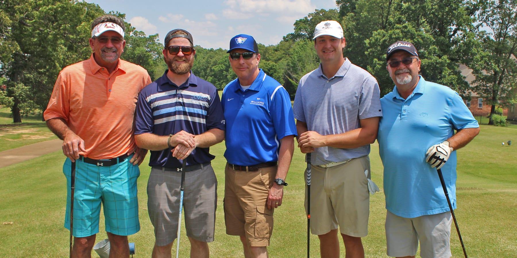 Winners Announced In WBU Golf Tourney